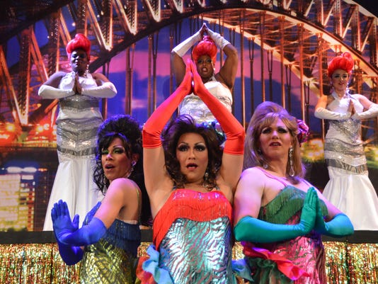 'Priscilla Queen of the Desert'