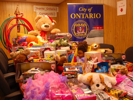 Ontario PD Warnings for Toys