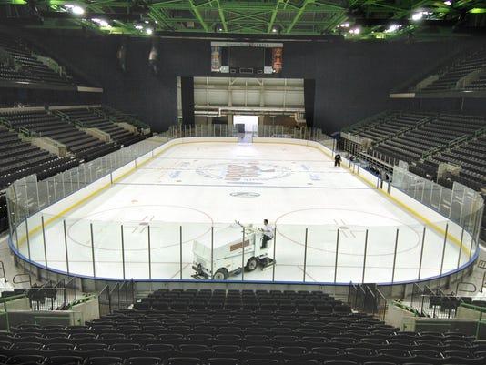 1 Rayz ice hockey rink