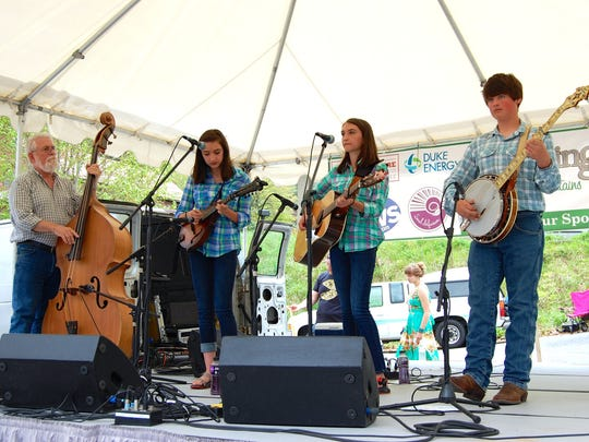 The Mountain Youth Talent Contest will be featured at the Main Street Stage from 9:30-11 a.m.
