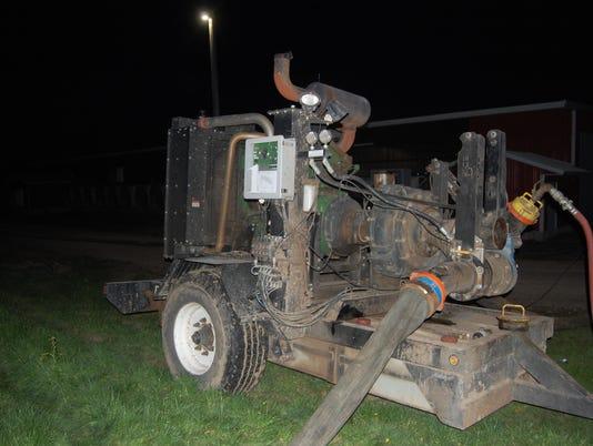 Clark County farming accident