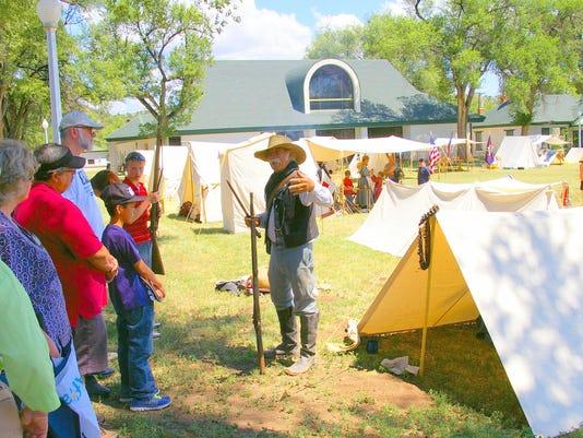 Fort Stanton LIVE demonstration