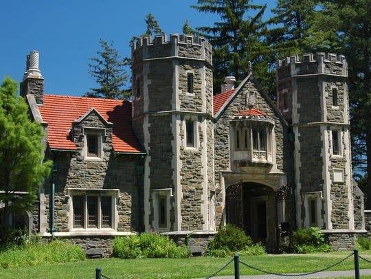 After Bard College purchased the property in 1963,