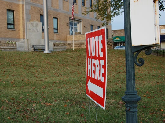 Early voting is now open for Cotter's school board election and Flippin's sales tax increase proposal. Early voting for those contests available at the Baxter County Courthouse and the Marion County Courthouse, respectively.