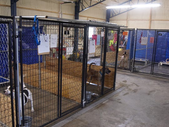 The Have A Heart' Humane Society's new animal shelter