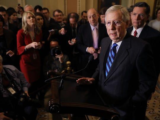 Senadores republicanos