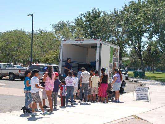 Kids Cafe Summer Meals Program