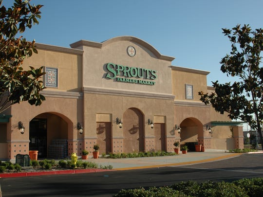 Sprouts Farmers Market exterior Riverside, Calif.
