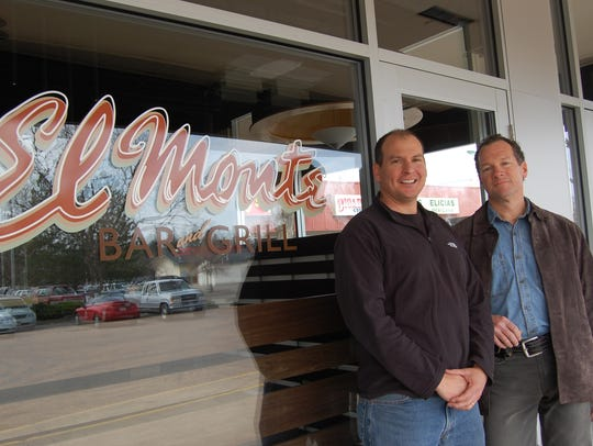 The former El Monte Bar and Grill owners Pat McGaughran,