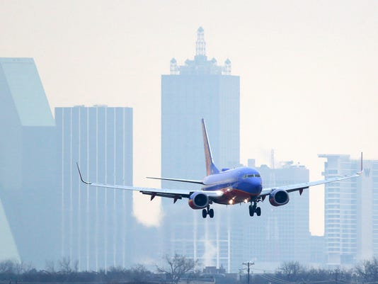 AP Southwest Airlines Dallas