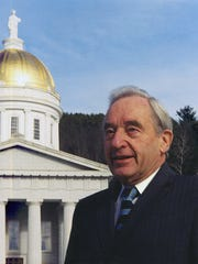 Malcolm Severance, four-term state representative from Colchester, 2000-2008.