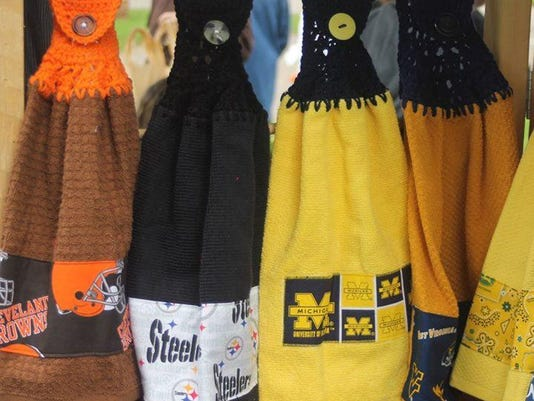 football towels