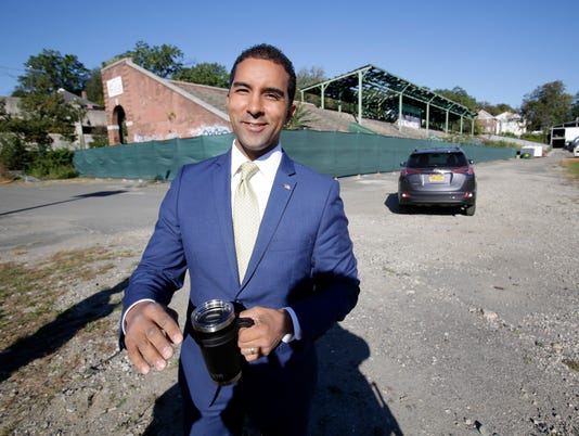 1 Mount Vernon Mayor Richard