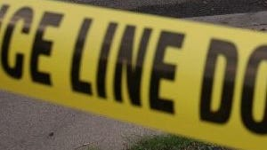 Police crime scene tape. (File photo)