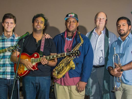Big Daddy and Red Hot Java plays the American Legion Hall on Oct. 25.