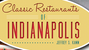 """Classic Restaurants of Indianapolis"" from Arcadia"