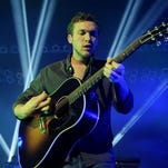 Phillip Phillips performs at Hard Rock Live! in the Seminole Hard Rock Hotel & Casino, Nov. 15, 2014 in Hollywood, Florida.