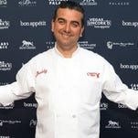 Chef Buddy Valastro attends Vegas Uncork'd by Bon Appetit's Grand Tasting event at Caesars Palace, May 9, 2014, in Las Vegas.