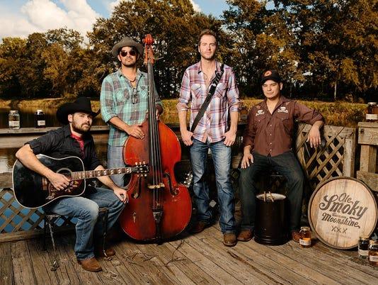 JB and Moonshine Band