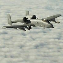 Once at risk of extinction, iconic Warthog plane lives