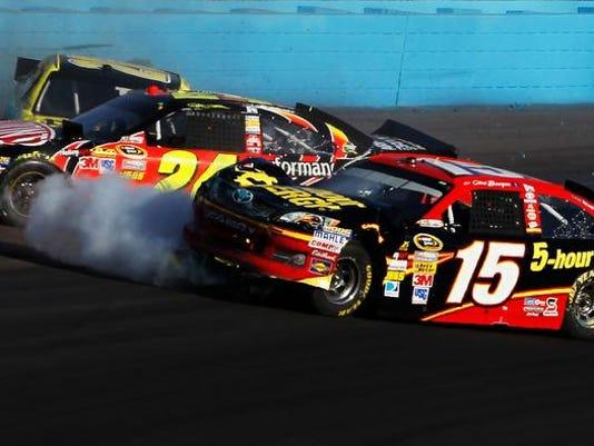 Friendship damaged for NASCAR racers Jeff Gordon, Clint Bowyer