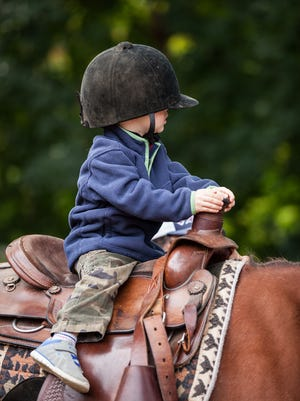 The Rotary Club of Peekskill hosts its 46th Annual Horse Show and County Fair at the Blue Mountain Reservation in Peekskill, October 8, 2016