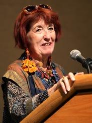 Ann Johnson, artist and former owner of F.B. Fogg,