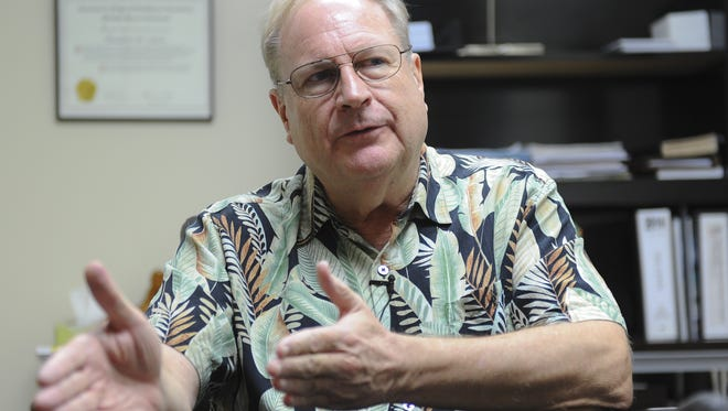GMH Administrator Ted Lewis