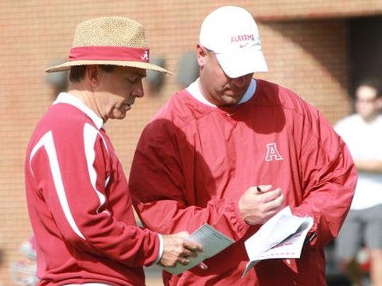 Jeremy Pruitt had two coaching stints under Nick Saban at Alabama.