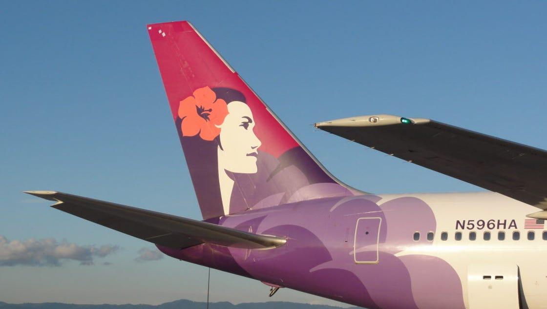 Hawaiian keeps night-time access to Tokyo's Haneda airport