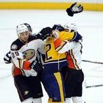 Predators vs. Ducks