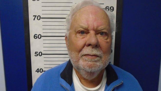 Bret Black was arrested Thursday, Sept. 9, 2016 for open murder.