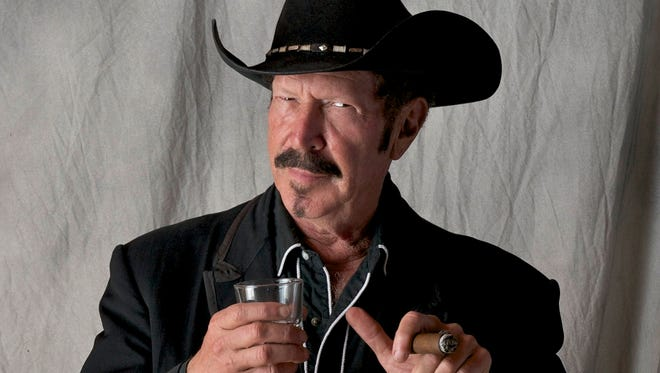 "CAPTION  Kinky Friedman, the iconoclastic and irreverent country musician from Texas, will play Roy's Hall in Blairstown on Saturday, July 14.  Friedman will play selections from his new CD of original material, ""Circus of Life."""