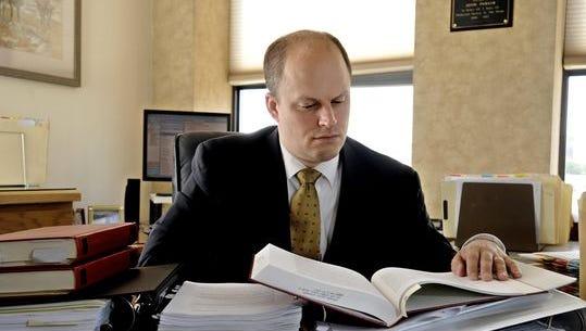 Cascade County Attorney John Parker
