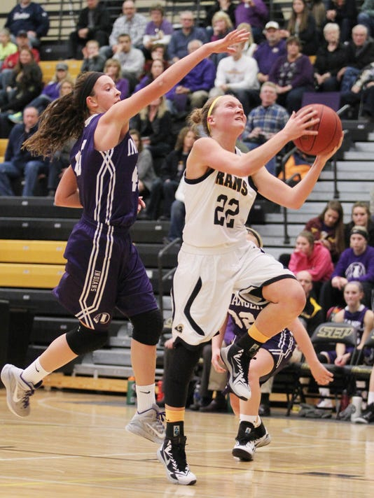 High School Basketball: Indianola at Southeast Polk