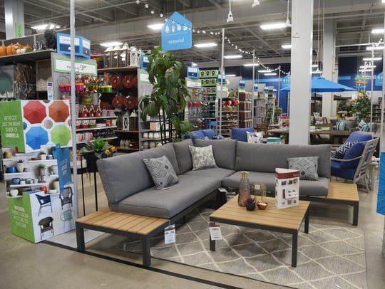 At Home, a Texas-based home décor chain, opened its
