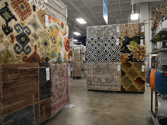 At Home A Texas Based Decor Chain Opened Its First North Jersey Location In Willowbrook Plaza On Wednesday June 13 2018