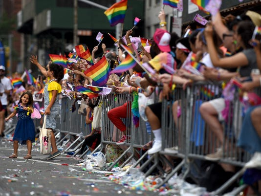 49th annual pride parade