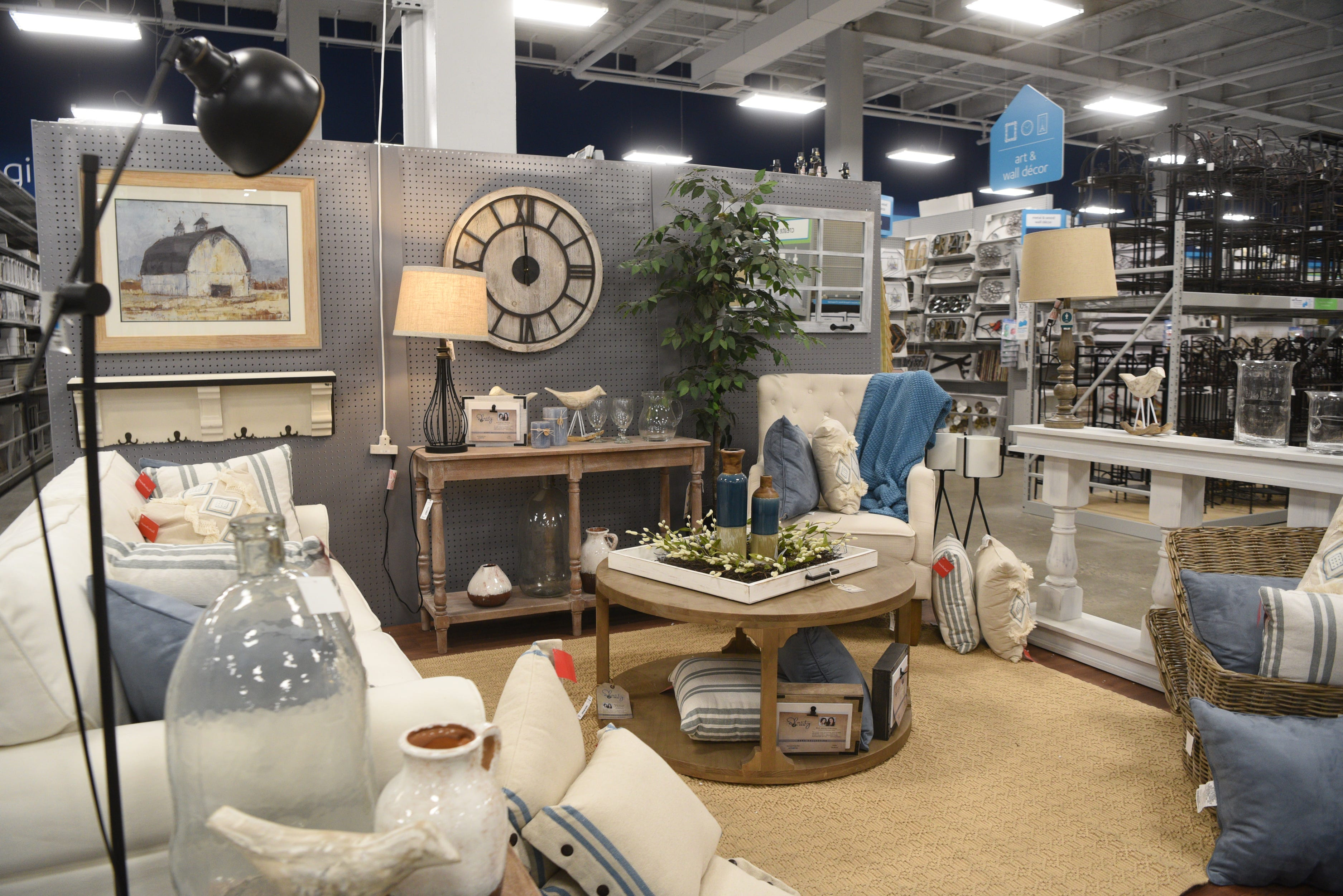 At Home, A Texas Based Home Décor Chain, Opened Its