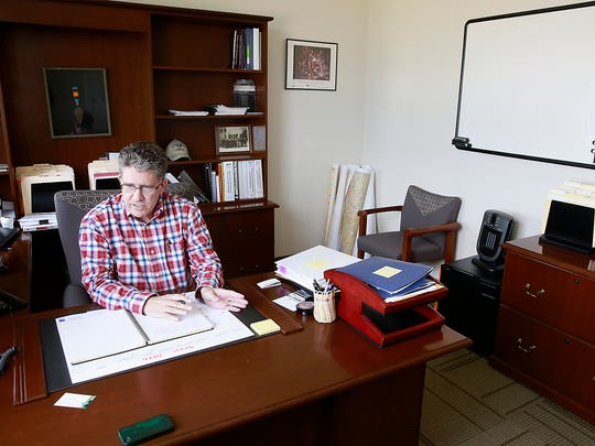 Rick Fields, the new field manager for the Bureau of