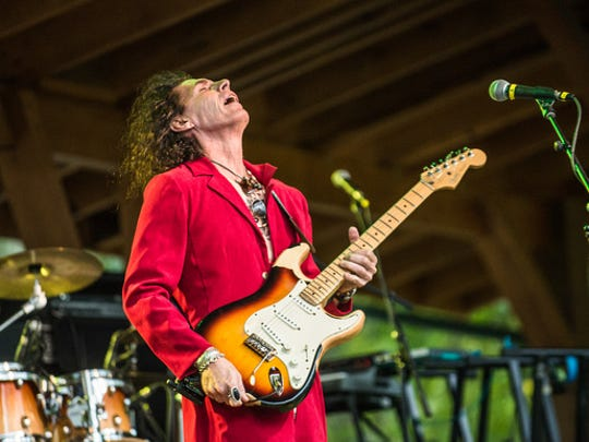 Marcel Anton will keep the thunder rolling for White Horse Black Mountain's New Year's Eve bash.