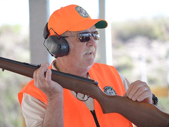 John Little, a 72-year-old retiree from Palm Bay, was