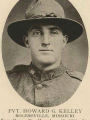 Howard G. Kelley ca. 1918