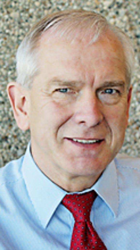 Former South Dakota economic development secretary Richard Benda.