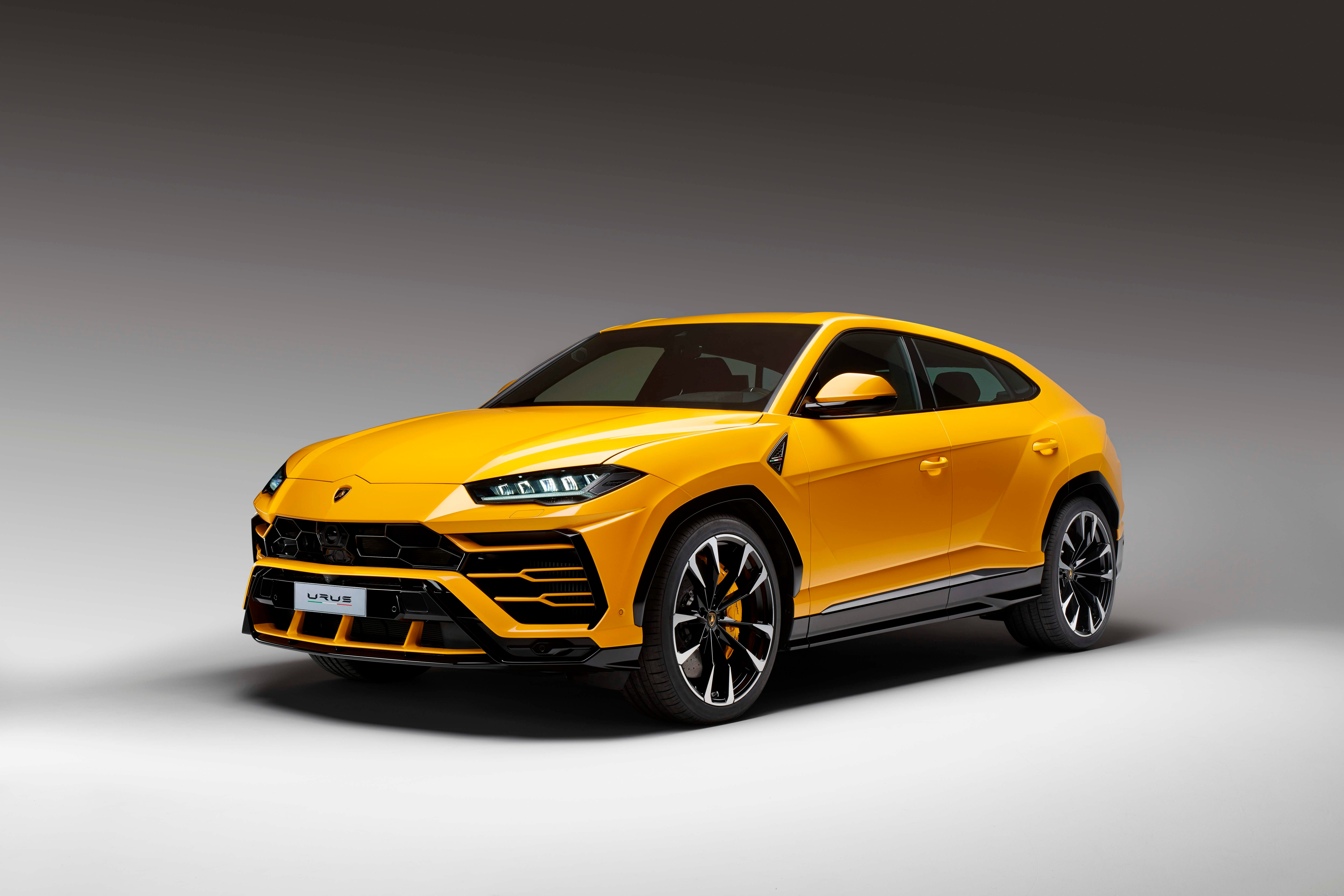 lamborghini urus suv joins the boom in supercar suvs