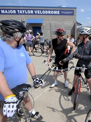 The Major Taylor Wellness Ride at IndyCycloplex and Major Taylor Velodrome will also offer a health fair.