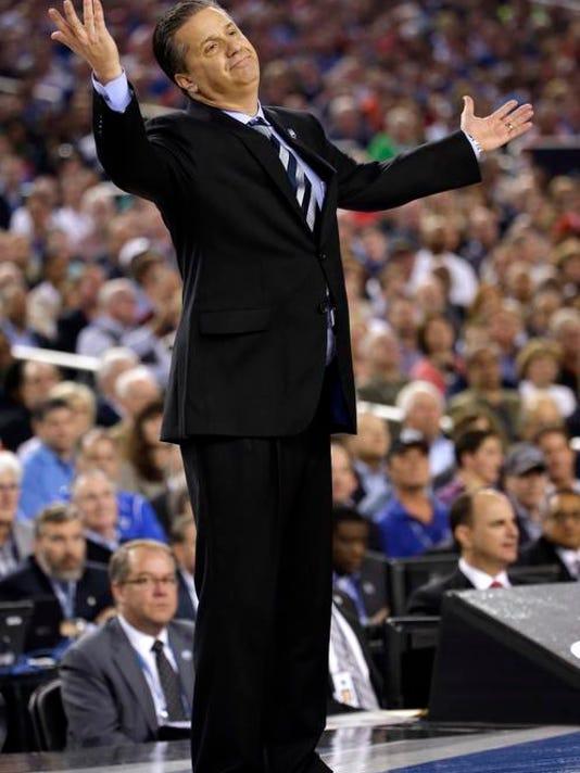 2 MNCO 0516 Calipari says he'd love to coach LeBron James 2.jpg