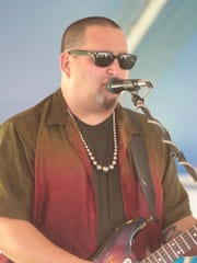 Mike Milligan & Steam Shovel will be at Blues Fest.