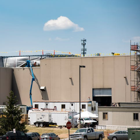 Meridian Magnesium plant damaged by fire, explosions rebuilds ahead of schedule