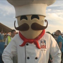 The 10th annual Taste of St. Louis welcomed thousands of people for fun, music, and of course plenty of edible delicacies over the weekend. If you have pictures from this year's event, you can send them to photos@ksdk.com to be added to this gallery.